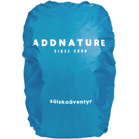 addnature Raincover S 6-15l blue